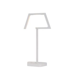 LAMPA STOŁOWA PLOTT 40CM LED 9W WW WH-4828